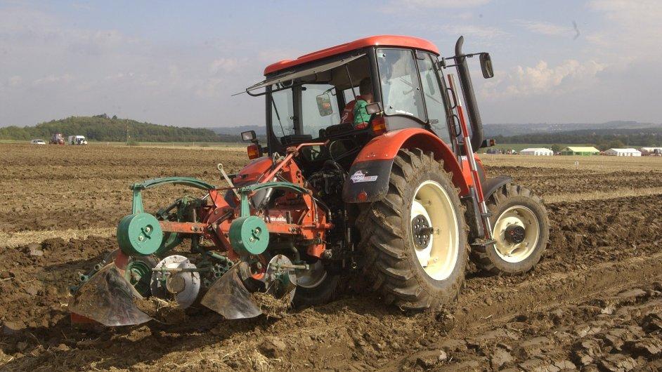 Ilustrační foto - Zemědělství