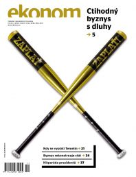 Týdeník Ekonom č.11/2013