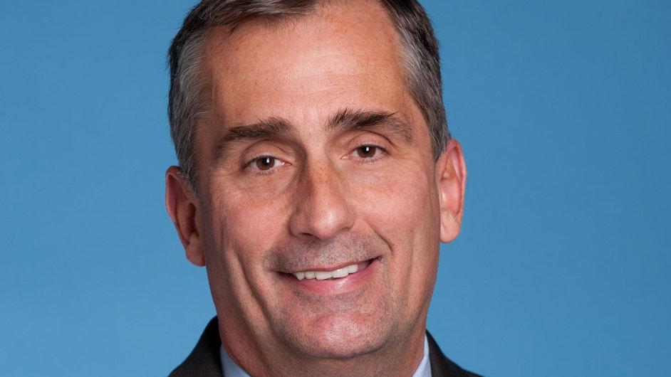 Brian Krzanich, generální ředitel společnosti Intel
