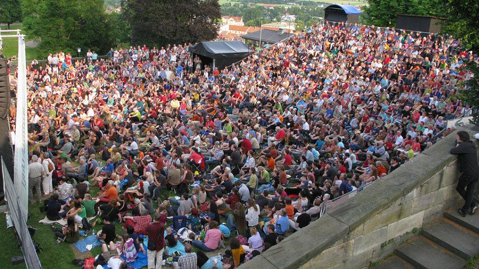 Největším překvapením v Rudolstadtu byl koncert skupiny Fat Freddy's Drop.