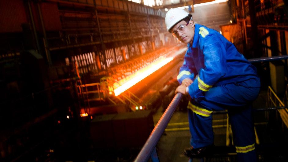 Generální ředitel společnosti ArcelorMittal Tapas Rajderkar