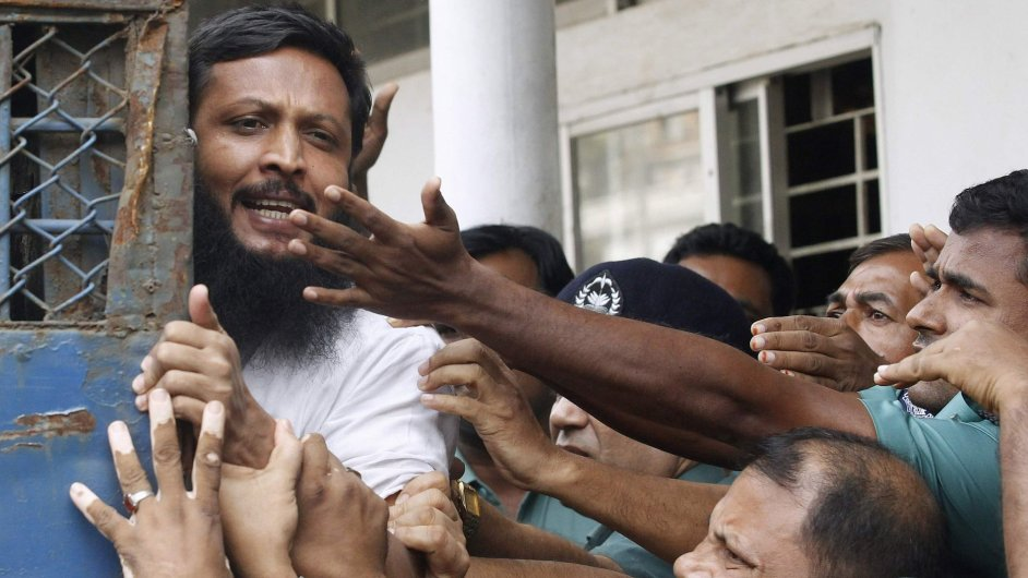 Jeden z odsouzených za vzpouru k tresti smrti v Bangladéši