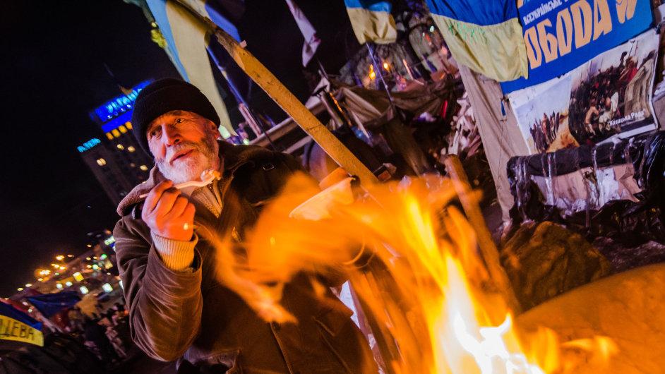 Kyjevský Euromajdan