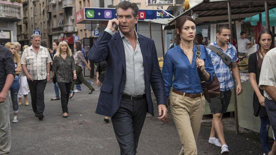 Brosnan hraje ve flmu The November Man bývalého agenta CIA.