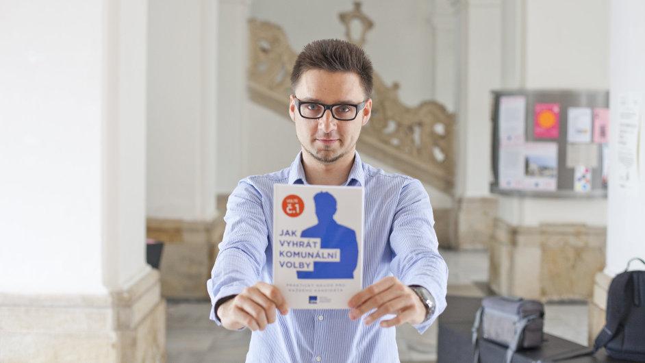 Pavel Šíma, ředitel Institutu politického marketingu
