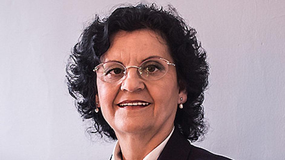 Jozefa Poláková, guvernérka organizace Rotary International pro Českou a Slovenskou republiku