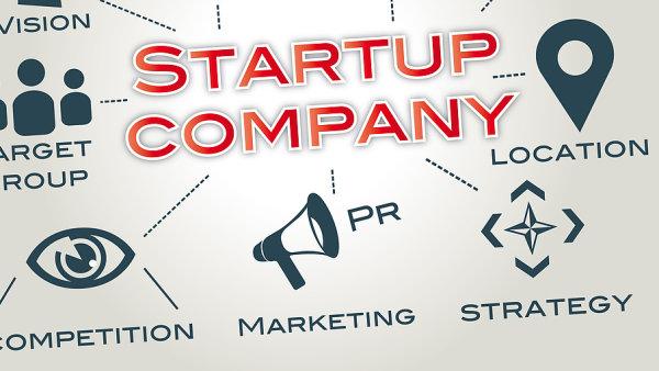Startupový plán