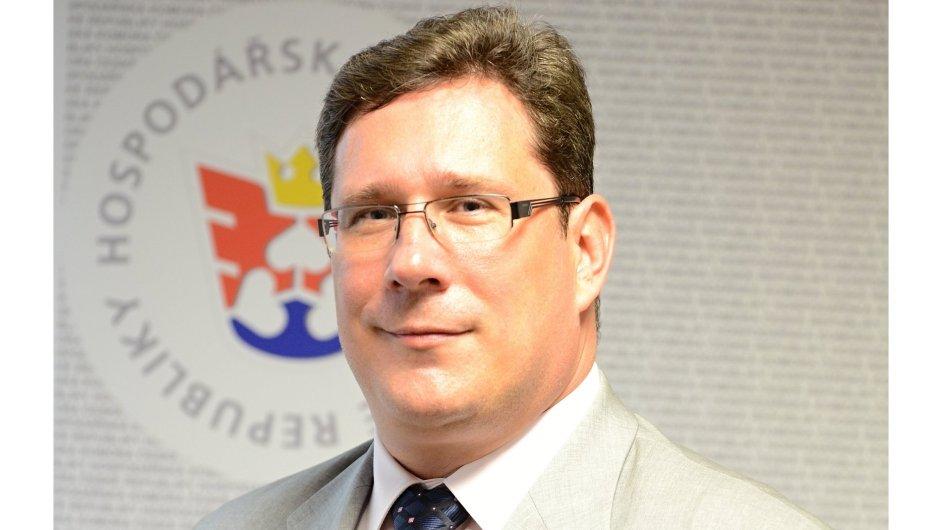 Tomáš Vrbík, tajemník Hospodářské komory České republiky (HK ČR)