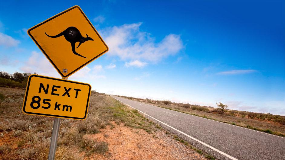 Austrálie, ilustrační foto