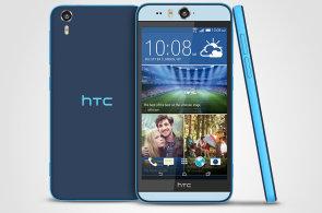 Novinky z HTC: Desire Eye má dvakrát 13 megapixelů, kamerka RE připomíná periskop
