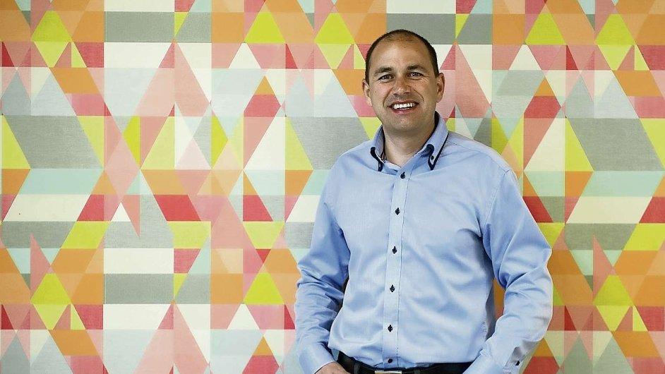 Jan Jandečka, jednatel společnosti Fleet Consulting Group
