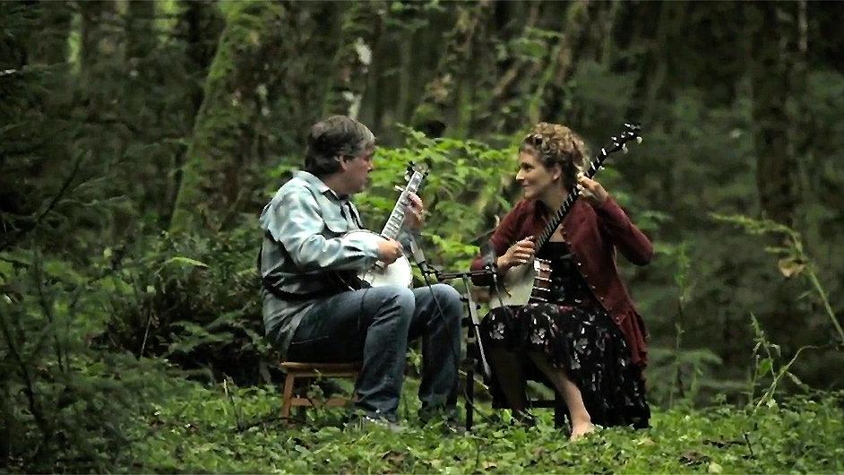 Béla Fleck a Abigail Washburnová letos vydali společné album.