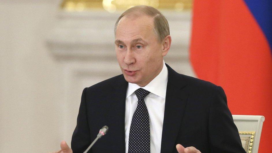 Vladimir Putin: Největším nepřítelem Ruska je NATO.