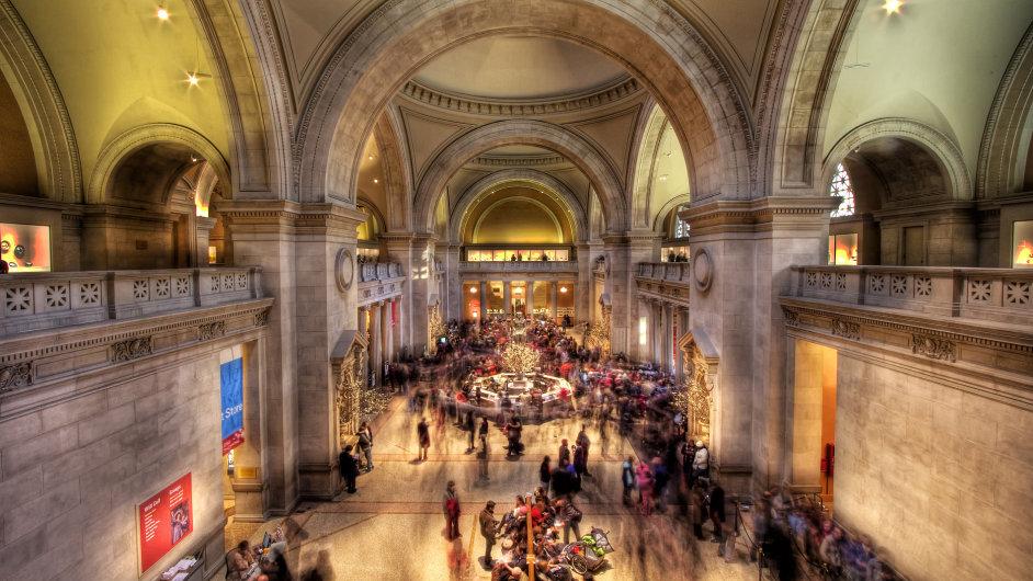 Metropolitní muzeum umění v roce 2020 oslaví 150. výročí