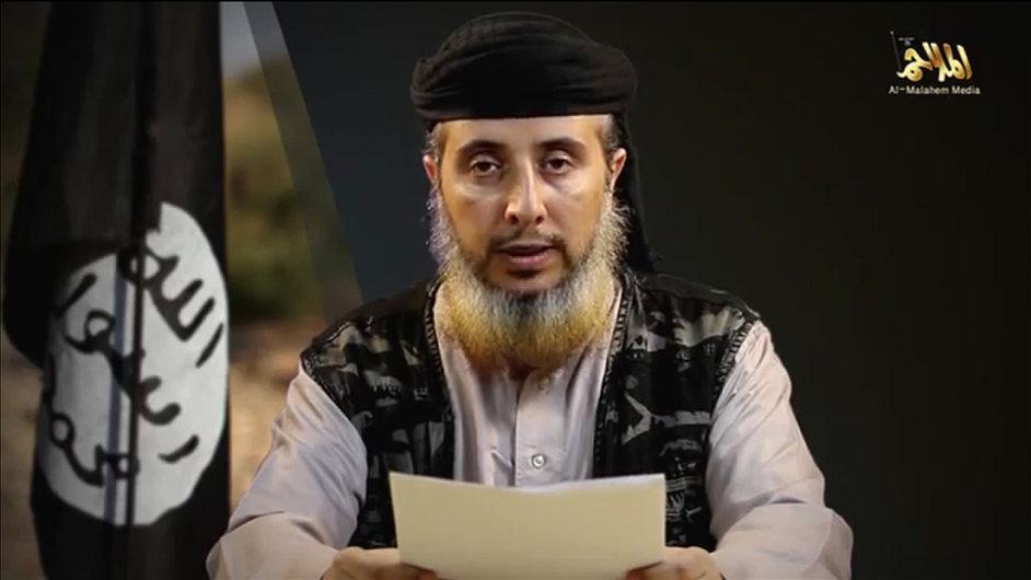 Člen jemenské al-Káidy (AQAP)