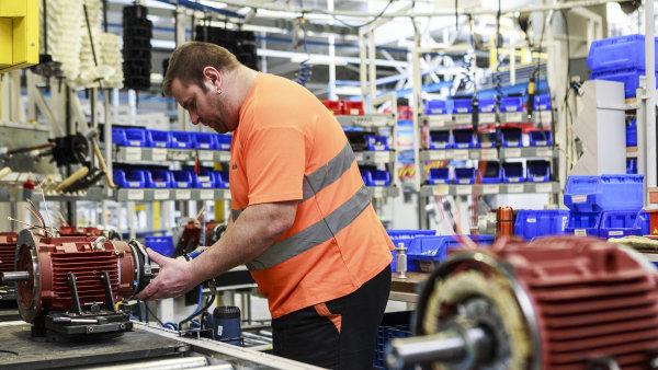 Průmyslová výroba v Česku v květnu vzrostla o 1,4 procenta - Ilustrační foto.