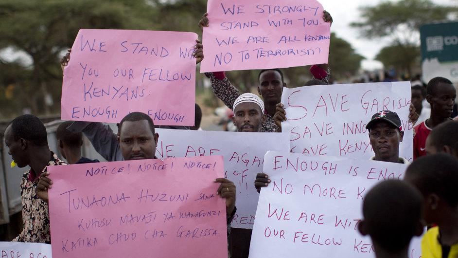 Muslimští demokraté vyjadřují solidaritu s oběťmi útoku na univerzitu v Keni.