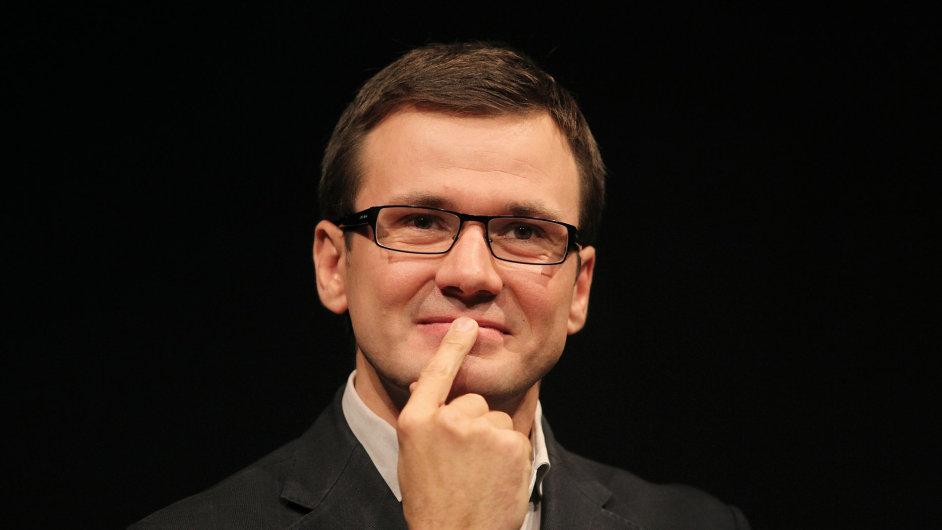 Ředitel české Ashoky Ondřej Liška přestoupil z politiky do neziskového sektoru.