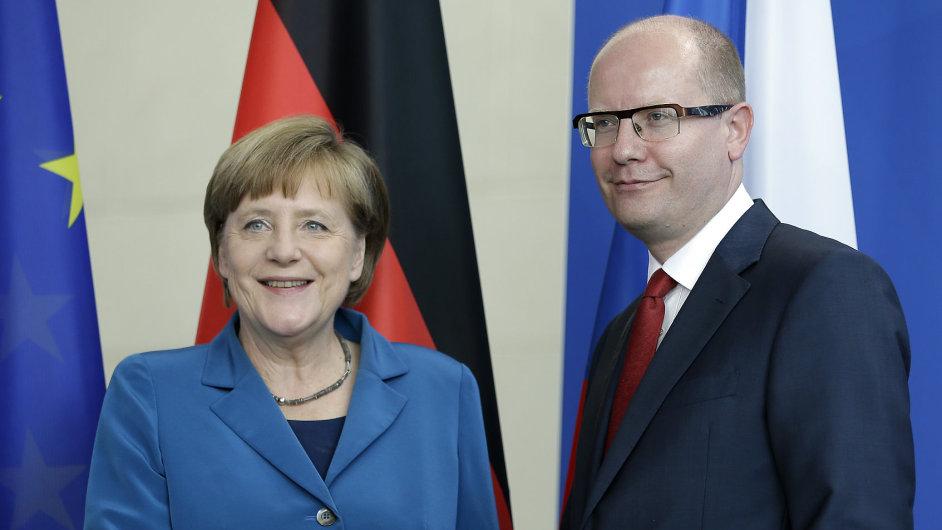 Německo a Česko spolupracují v případu firmy Viktoriagruppe.