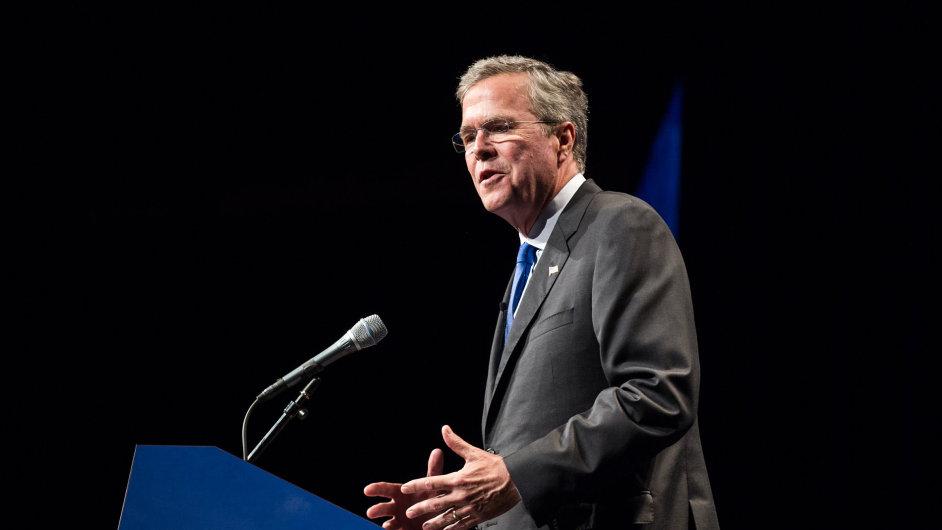Jeb Bush brzy oznámí svou kandidaturu na prezidenta Spojených států.