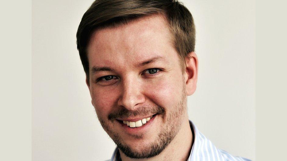 Jan Marek, manažer komunikace a tiskový mluvčí pojišťovny DIRECT