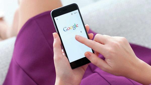 Google podle ruského soudu zneužil dominantní postavení svého operačního systému Android  – ilustrační foto.