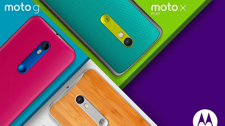 Moto 2015 - Moto X Style, Moto X Play a Moto G