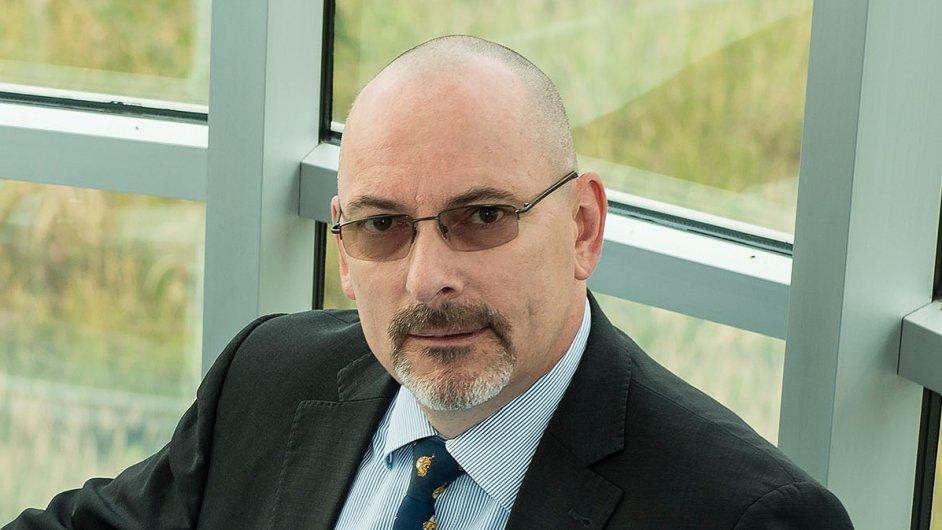 Reinhard Mathieu, jednatel společnosti ŠkoFIN