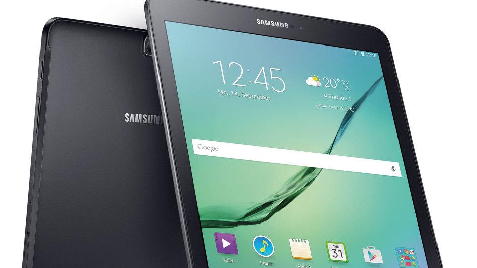 Označení S v názvu znamená, že tablety patří do prestižní řady produktů vybavených obrazovkou s technologií AMOLED, která vyniká dokonalým kontrastem a sytými barvami.