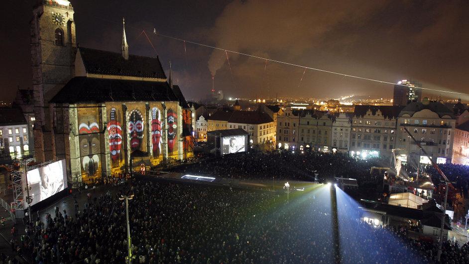 Zahájení Plzně 2015