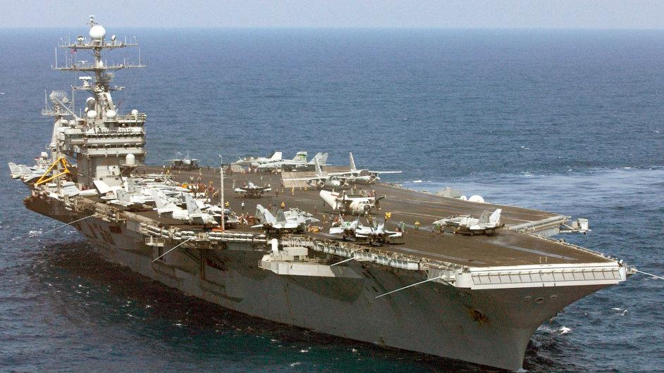 Letadlová loď, USA, Harry S. Truman