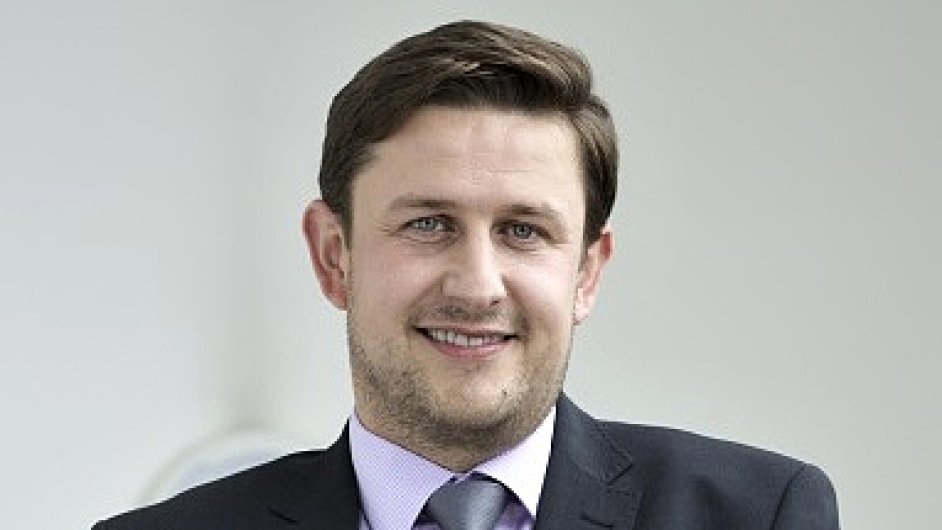 Branislav Komada, obchodn� �editel spole�nosti Sabris