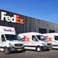 FedEx chce z Pa��e ud�lat sv� druh� nejv�t�� logistick� centrum.