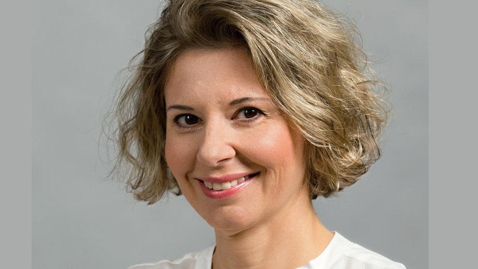 Gabriela Vlková, Deputy Executive Officer společnosti Wincott People Group