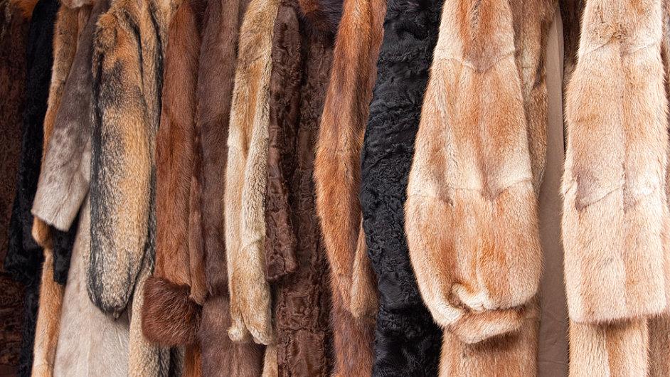 kožešina, kabát, zákaz kožešinových farem