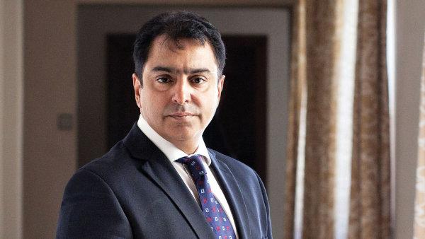 Haras Rafiq - britský odborník na islámský radikalismus.