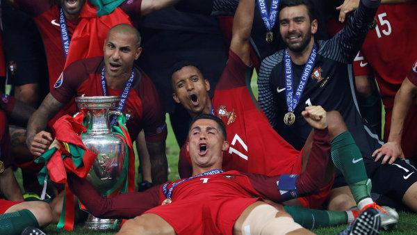 Euro 2016, Portugalsko, výhra, fotbal, mistři Evropy
