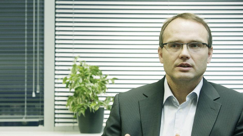 Zaposlední rok jsme si smluvně zajistili stavební pozemky vhodnotě miliardy korun, říká Marcel Soural, šéf developerské firmy Trigema.