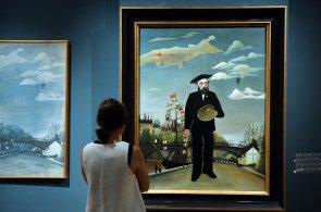 N�rodn� galerie vystavuje francouzsk�ho mal��e Henriho Rousseaua, v�stava Celn�ka p�ijela z Pa��e a z Ben�tek