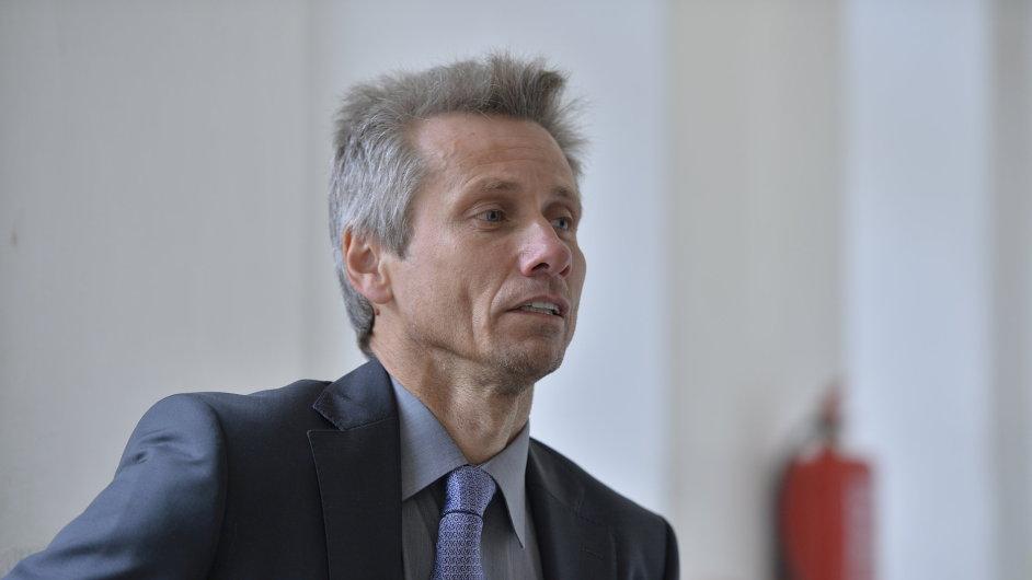 Alexandr Houška, bývalý obchodní ředitel Čepra