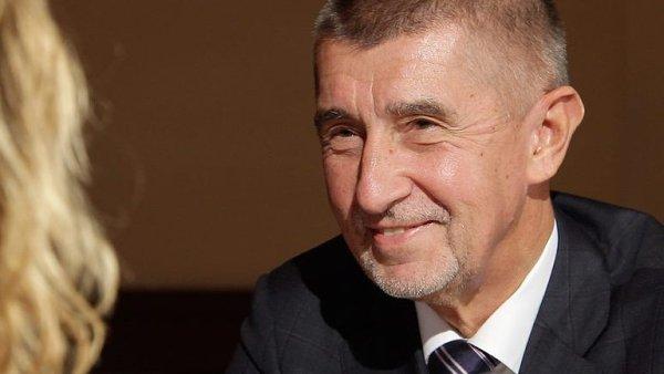EET zavedl šéf hnutí ANO Andrej Babiš.