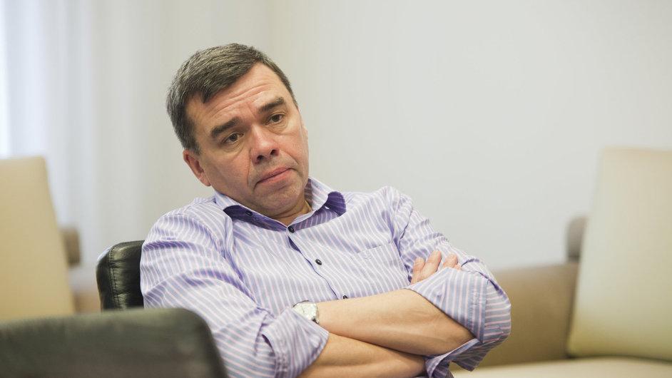 Jediný vlastník společnosti Alta Vladimír Plašil.