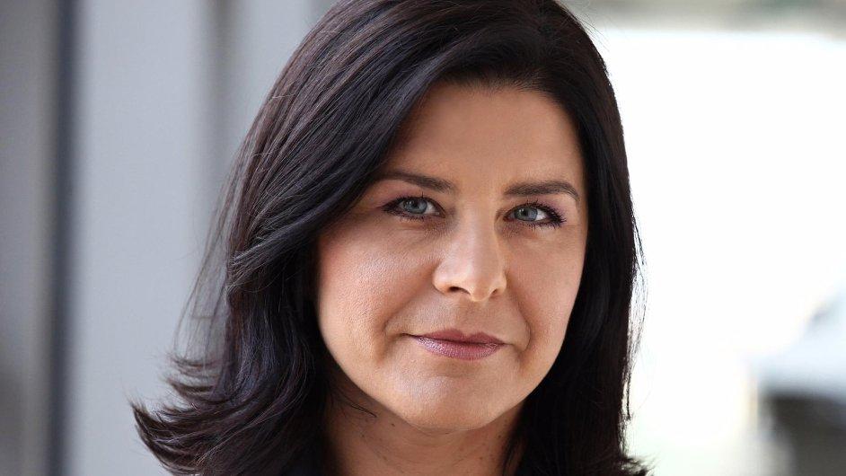 Kamila Kudličková, ředitelka odboru lidských zdrojů ve skupině Falck