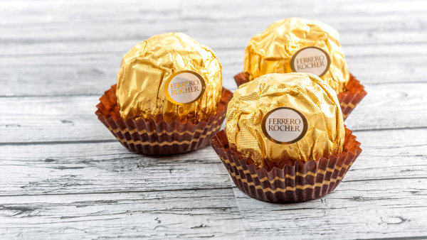 Ferrero založil v roce 1946 v severozápadní Itálii Michele Ferrero - Ilustrační foto.