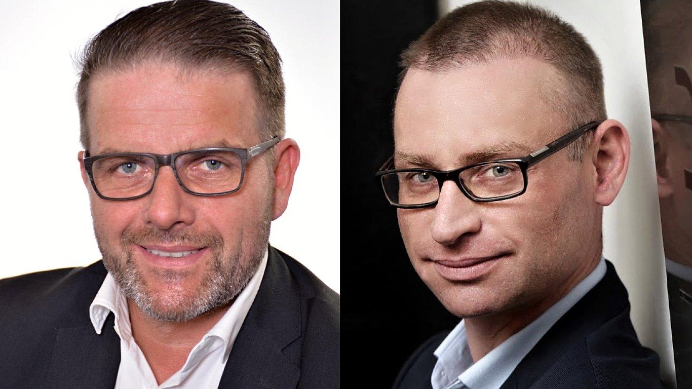 Marco Castiglioni a Radim Pařík řídí společnosti ve finanční skupině Delta Capital