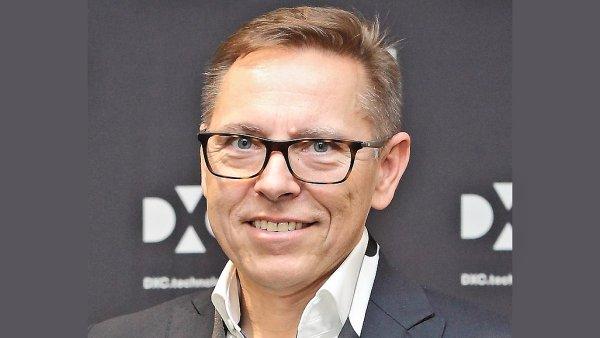 Bedřich Luft, generální ředitel české pobočky společnosti DXC Technology