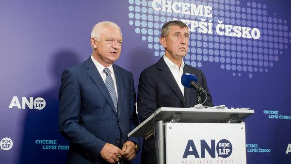 Sněmovní volby by na přelomu června a července vyhrálo hnutí ANO.