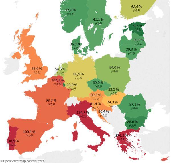Mapa dluh