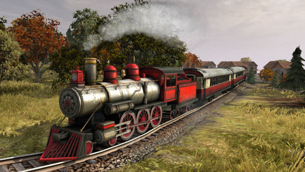 Nová česká hra Mashinky navazuje na legendární Transport Tycoon