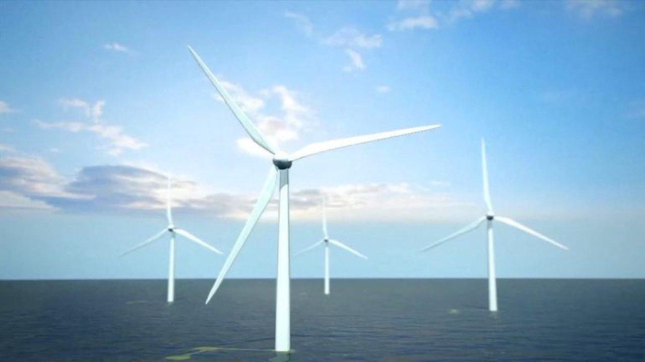 Jedna větrná farma uprostřed Atlantiku by zajistila lidstvu elektřinu